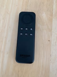 Authentic and Amazon Fire Remote