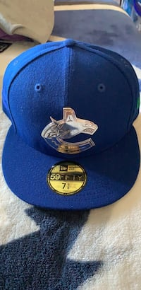 Vancouver Canucks New 7 5/8 Fitted Hat New Westminster, V3M 2N2