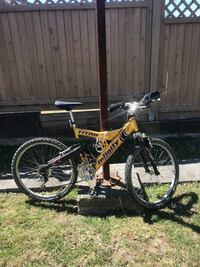 Suspension Bike For Sale Burnaby, V5H 3V3