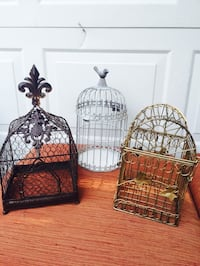 Cute set of birdcages (no holds) Bossier City, 71112