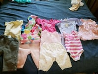 6 to 9 month girls clothes  Colorado Springs, 80904