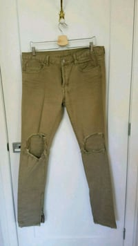 Mens stylish jeans Montreal, H4G 1H7