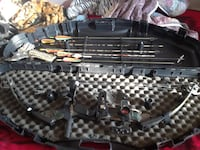 Pse bow with case Winchester, 22602