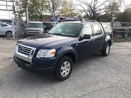 Ford-Explorer Sport Trac-2007