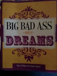 Big Bad A** Book of Dreams West Jefferson, 28694