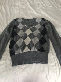 United Color of Benetton, Patterned Woolen Jumper Toronto, M5S 3M4