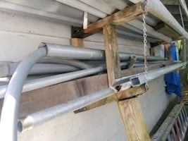 Assorted electrical conduits