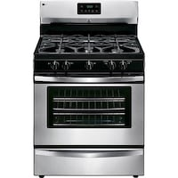 black and gray gas range oven Silver Spring, 20993