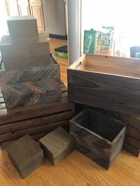 Wooden Crates Chicago, 60642