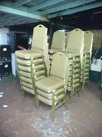 white and brown wooden chairs Davenport, 33837
