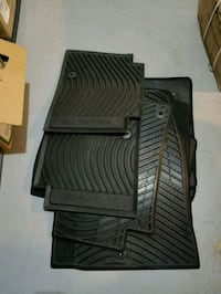 Elantra (2017)  rubber floor mat (NEW) Edmonton