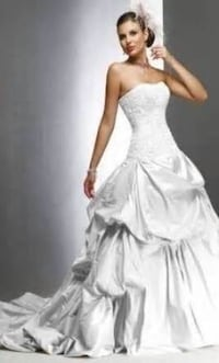 Maggie Sottero Wedding Gown Whitchurch-Stouffville