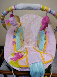 Girls Bouncy Chair