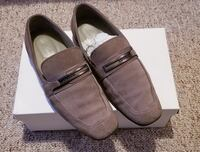 Calvin Klein Suede Loafers