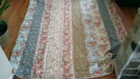 white, red, and green floral area rug East Syracuse, 13057