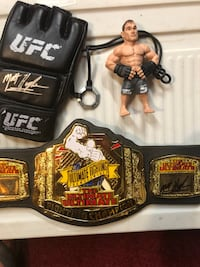 UFC Hall of Famer Matt Hughes Autographs Ankeny, 50021