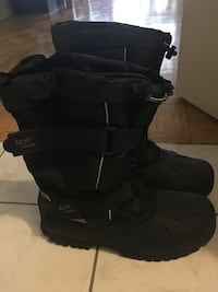 Winter men boots in excellent condition
