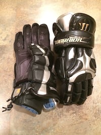 Warrior lacrosse gloves Bowie, 20715