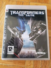Playstation 3 game - Transformers The Game