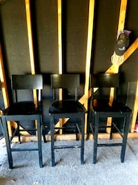 3 Bar Chairs Des Moines