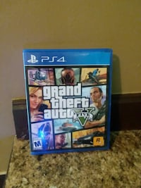 Grand Theft Auto Five PS4 game case Edgecombe County, 27809