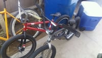 red and black BMX bike Bakersfield, 93301