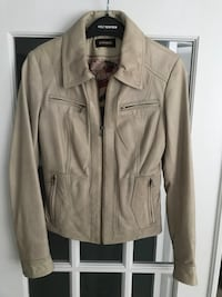 Lamb leather- Jacket size XSmall. Reg 399$ Montréal, H1J