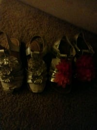Lil girl sandals