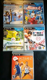 PS3 games Fishers, 46037