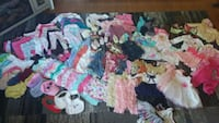 Huge girl clothes lot Langley, V3A 1K2