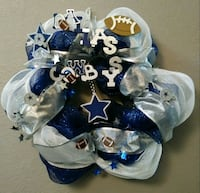 Custom Made Sports Wreaths Norman, 73072