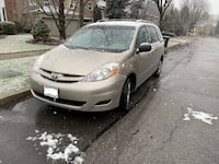 Toyota Sienna LE 2008, 216k , original owner, great condition 551 km