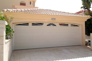 Garage door replace