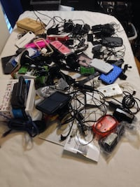 Cell phone accessories /chargers, gps, Sirius , and more  lot sale Mississauga, L5J 1V8