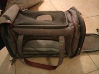 Soft pet carrier cat or small dog Palm City, 34990