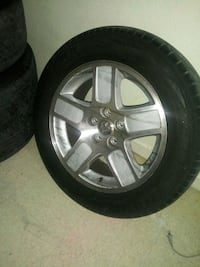 2006 Dodge Charger stock tires Las Vegas