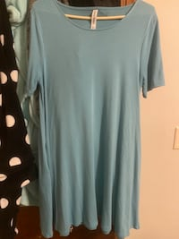 Large T-Shirt dress