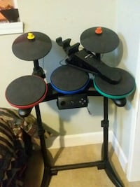 Play Station 3 electric drum kit 905 mi