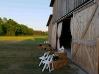 Event barn Maysville, 28555