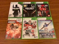 XBox 360 Games (2 pictures) Palos Hills, 60465