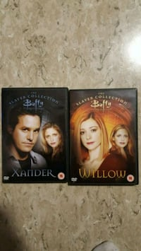 Xander and Willow episodes - Slayer collection Bærum, 1363