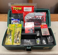 Plano tackle box and Tackle West Columbia, 29169