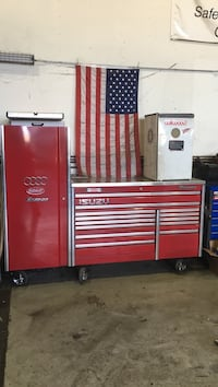 snap on, the main box and side box like new used very very little must see to appreciate, must sell Honolulu, 96815