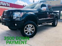 Ford - F-150 - 2011 with 3500 of down payment  Houston