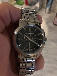 Burberry watch Vaughan, L4L