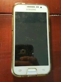 white Samsung android smartphone Arlington, 22203