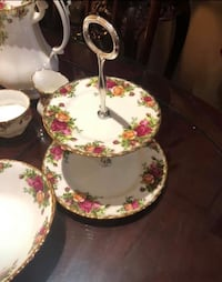 10 place settings England 1962 Royal Albert Old country Roses. Mint!   Puslinch