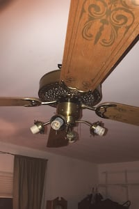 Vintage high quality ceiling fan!