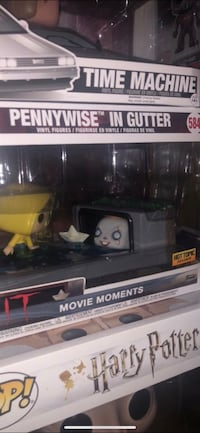 PENNYWISE MOVIE MOMENT FUNKO POP Bolivar, 25425