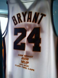Kobe Bryant Jersey #24, 2008 Special Edition Norwalk, 90650